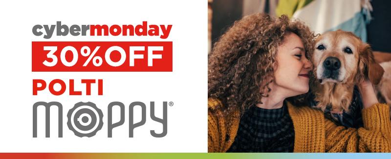 Polti Moppy 30% off Cyber Monday offer