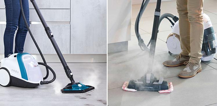 The effectiveness of Polti Vaporetto and Polti Unico against dust mites